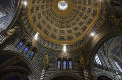 Sienna Cathedral Royalty Free Stock Photo