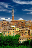 Sienna Italy stock photo