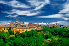 Sienna Italy Stock Photography