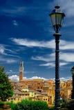 Sienna Italy Royalty Free Stock Photos