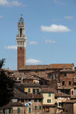 Sienna, Italy. Stock Image