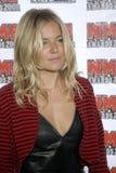Sienna Miller auf dem roten Teppich. lizenzfreies stockbild