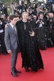 Sienna Miller et Xavier Dolan Photos stock
