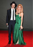 Sienna Miller, Tom Sturridge Stockfotos
