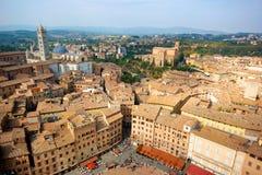 Sienne, Italie Photos stock