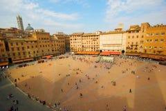 Sienne, Italie Image stock
