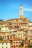 Sienne, Toscane, Italie photos libres de droits