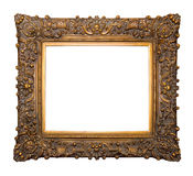 Sier frame Stock Foto