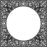 Sier frame Royalty-vrije Stock Foto's