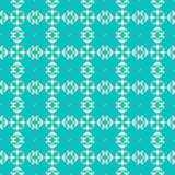 Sier naadloos geometrisch patroon Stock Fotografie