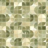 Sier versleten textiel geometrisch naadloos patroon, decoratief v royalty-vrije illustratie