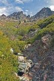 Sierra buttes Photo libre de droits