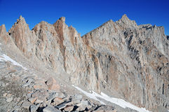 Sierra Crest, California Royalty Free Stock Photo