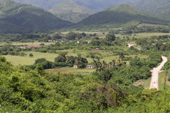 Sierra d'Escambray Image libre de droits