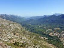 Sierra de Cazorla w Jaen Obrazy Stock