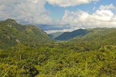 Sierra de Escambray fotos de archivo libres de regalías