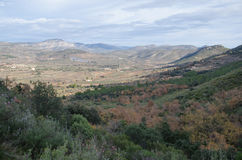 Sierra de Espada Stock Image