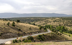 Sierra DE Gredos royalty-vrije stock afbeelding