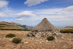 Sierra de Gredos landscape Royalty Free Stock Photography