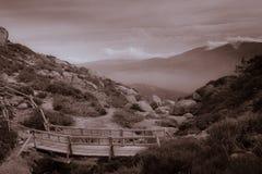 Sierra de Guadarrama Penalara II Fotografia Stock Libera da Diritti