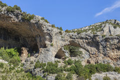 Sierra de Guara Royalty Free Stock Images