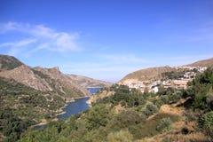 Sierra de Guejar, España Foto de archivo