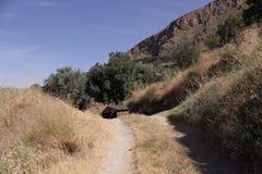 Sierra de Guejar, España Imagen de archivo