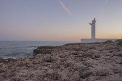 The sierra de irta in alcocebre, Castellon Stock Photography
