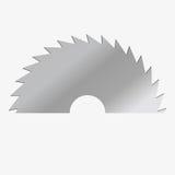 Sierra de la circular del ejemplo del vector Ilustración del Vector