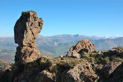 Sierra de Peña Cabarga Lizenzfreies Stockbild