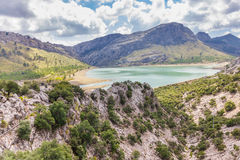 Sierra de Tramuntana,马略卡,西班牙 库存照片