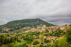 Sierra de Tramuntana, Mallorca, Spain Royalty Free Stock Image