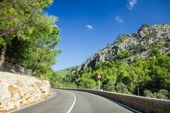 Sierra de Tramuntana, Mallorca, Spain Stock Photos