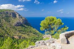 Sierra de Tramuntana, Mallorca, Spain Stock Photo