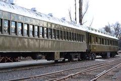 Sierra ferrovia Fotografia Stock