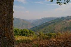 Sierra Gallega Stockbild