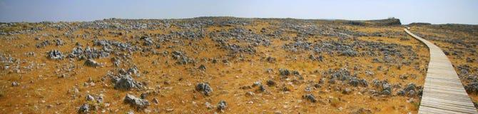Sierra Gorda mountains, Loja, Spain Royalty Free Stock Photography