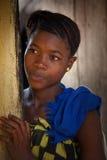 Sierra Leone, afryka zachodnia wioska Yongoro Obrazy Stock