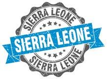 Sierra Leone seal Stock Photos