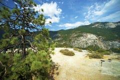 Sierra montagnes de Nevada Photos stock