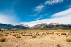 Sierra mountains Stock Photos