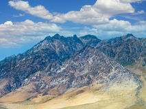 Sierra Mountains Stock Photo