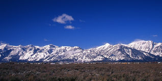 Sierra Mountains Royalty Free Stock Images