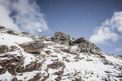 sierra nevada Obraz Stock