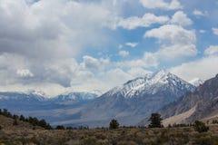 Sierra Nevada Immagini Stock