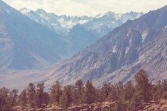 Sierra Nevada foto de archivo libre de regalías