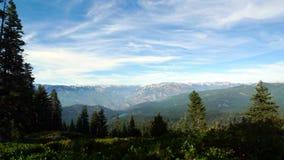 Sierra Nevada Fotos de archivo