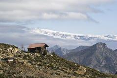 Sierra Nevada. In Granada, Spain Stock Images