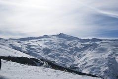 Sierra Nevada Stockfoto