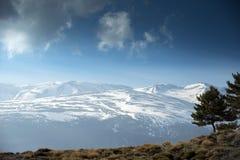 Sierra Nevada Stockbilder